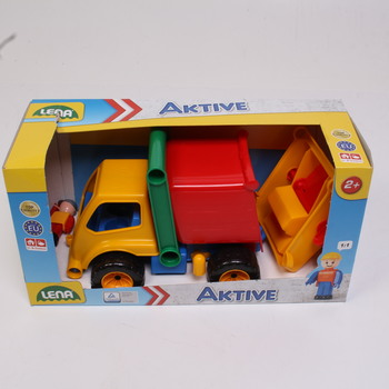 Popelářské auto Lena 04356