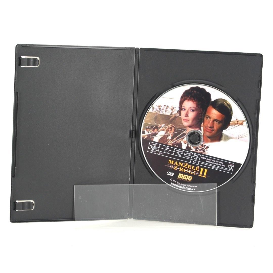 DVD - Manželé z roku II
