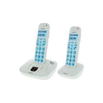 Bezdrátové telefony Logicom 255T Duo
