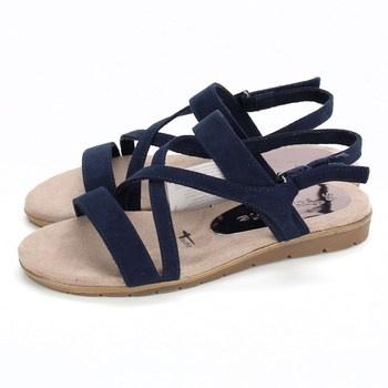 Dámské sandále Tamaris černé