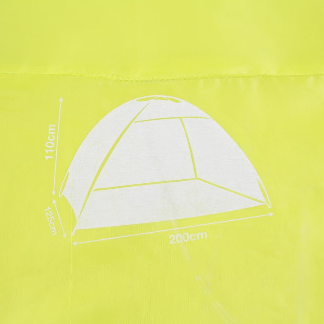 Plážový stan A.I.&E. žlutý