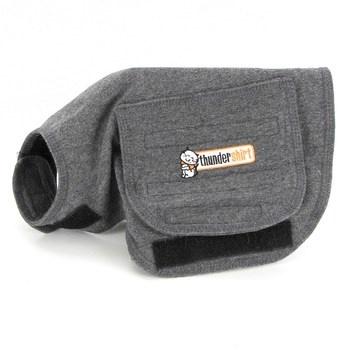 Obleček pro psa ThunderShirt šedé barvy