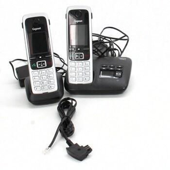 Bezdrátové telefony Gigaset C430A Duo 2