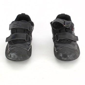 Dětské botasky Geox  kožené