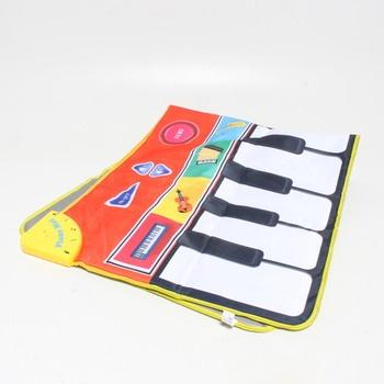 Piano podložka MagicFun hudební taneční