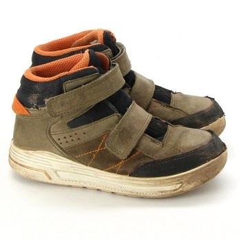 Dětské boty kotníkové Geco