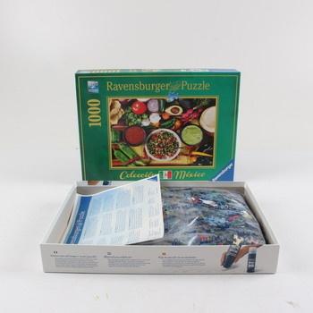 Puzzle 1000 Ravensburger Mexico kolekce