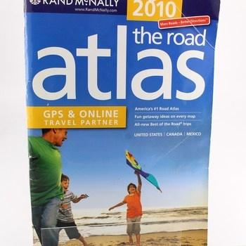 Kolektiv autorů: The road atlas