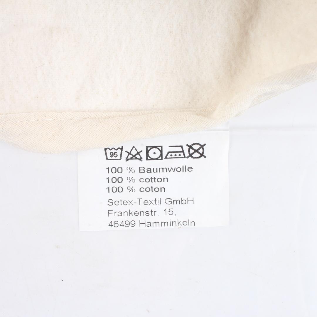 Chránič na matraci SETEX přírodní barva