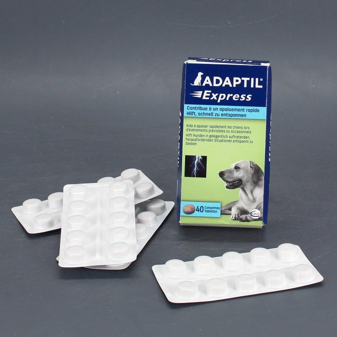 Uklidňující tablety Adaptil Express pro psy