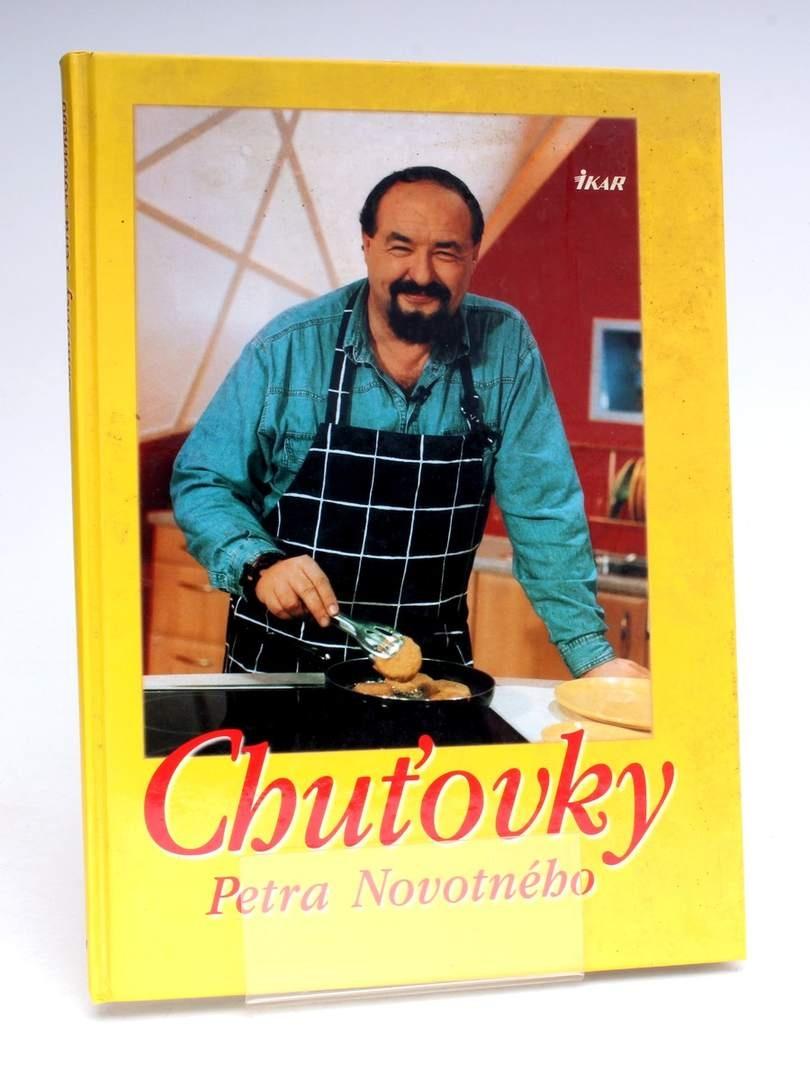 Kuchařka Chuťovky Petra Novotného
