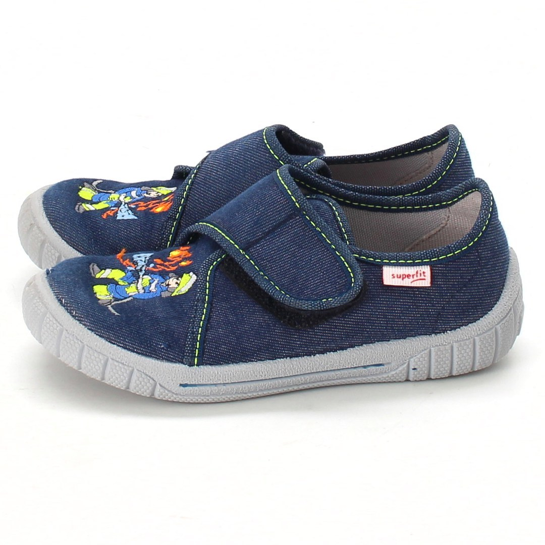 Dětská domácí obuv Superfit