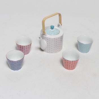 Sada na čaj TOKYO design studio 5 ks