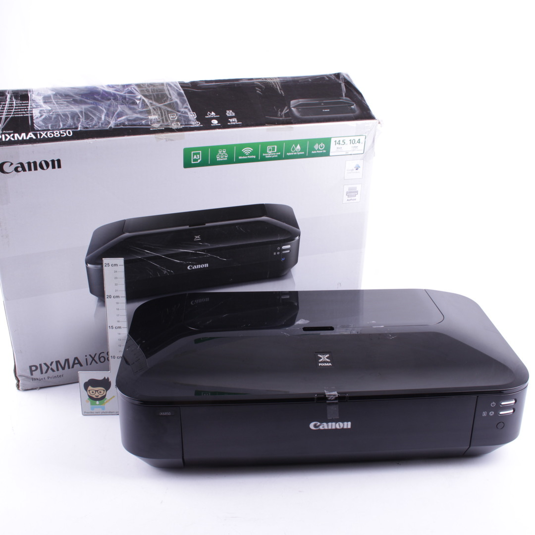 Inkoustová tiskárna Canon Pixma iX6850