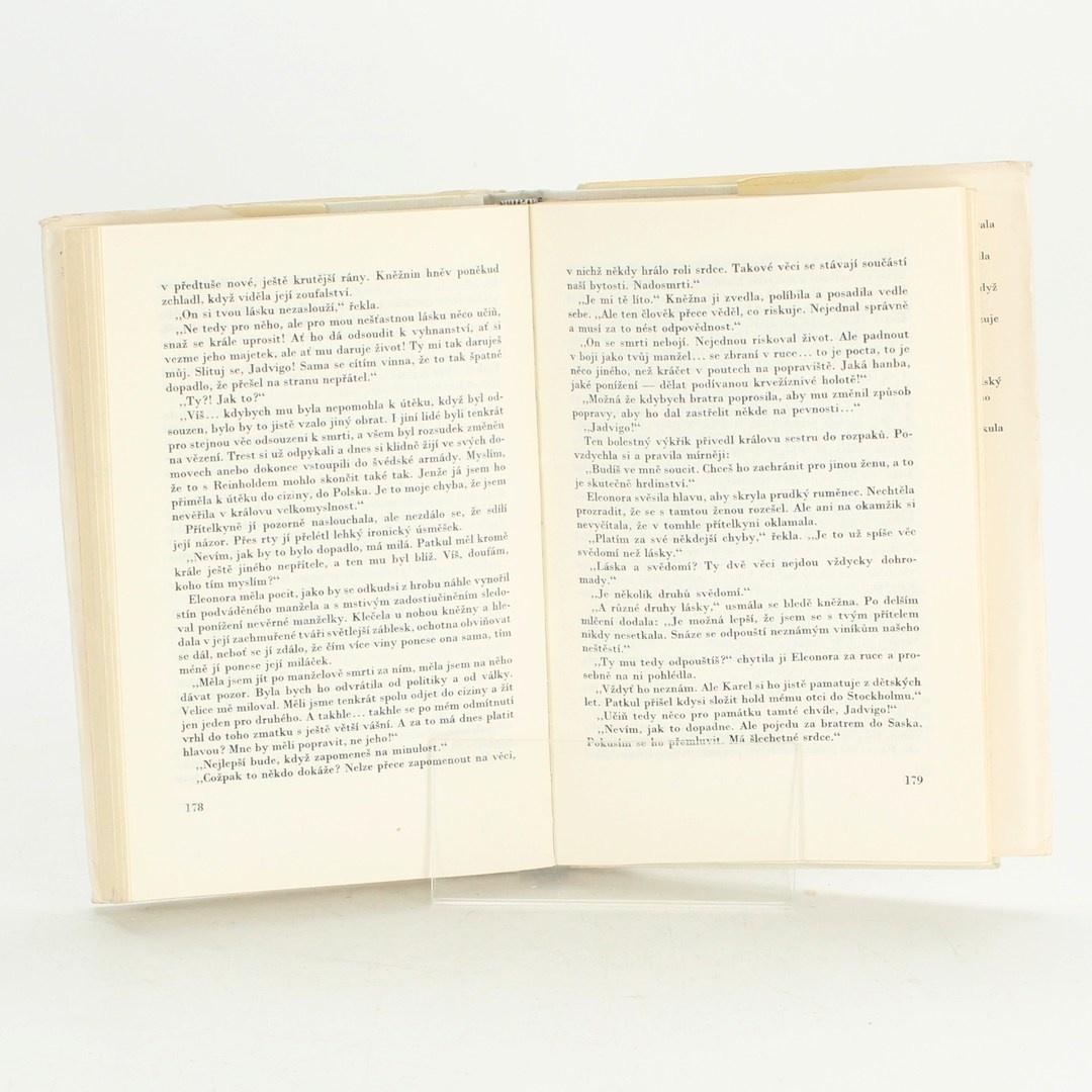 Kniha Břímě pustého moře