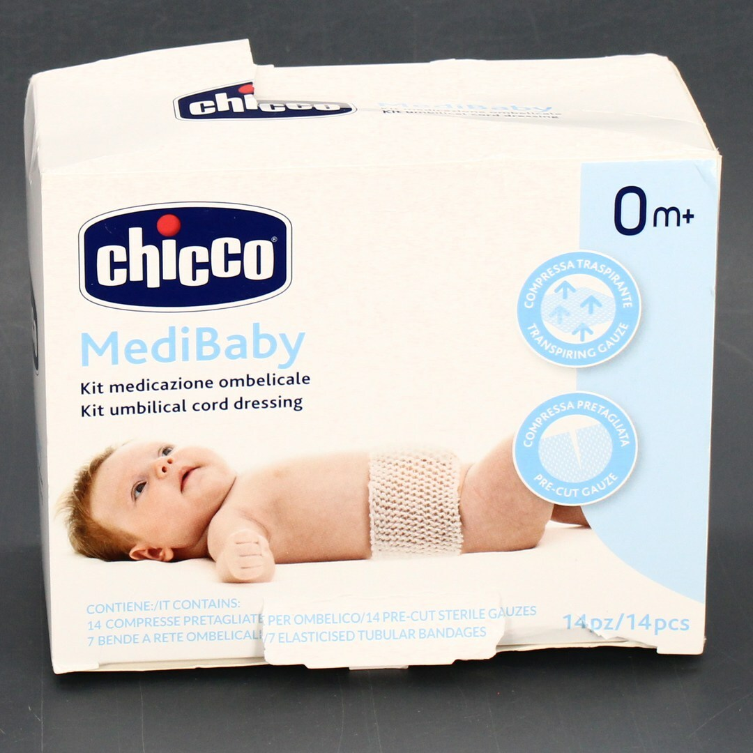 Sada na pupík Chicco CHI0200027