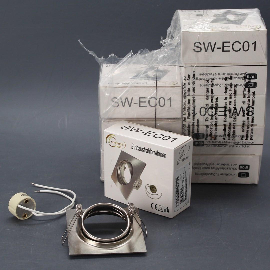 Bodová svítidla Sweet Led 10-SW-EC01