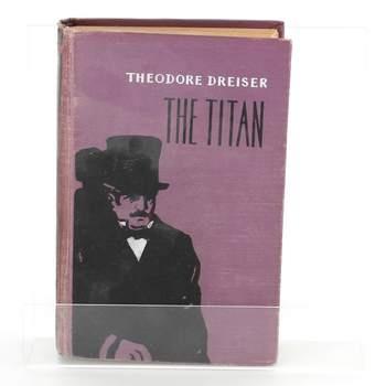 Kniha The Titan Theodore Dreiser
