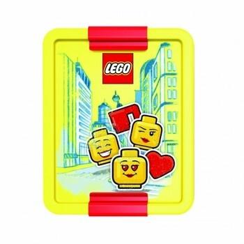 Box na svačinu Lego Iconic Girl