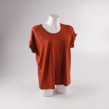Dámské tričko Only oranžové