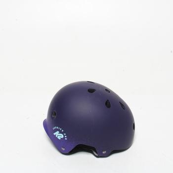 Helma K2 Skates 30E4119, vel. L, fialová