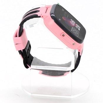 Dětské chytré hodinky Jaybest růžové