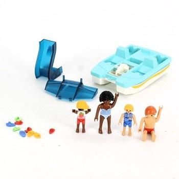 Plovoucí člun Playmobil 9424