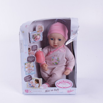Panenka Baby Annabell Mia so soft