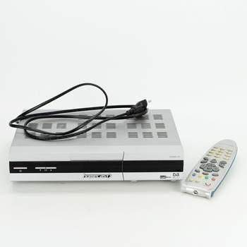 Satelitní přijímač Homecast S3000 CR