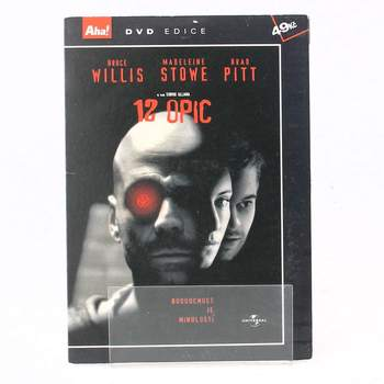 DVD film Terry Gilliam: 12 opic