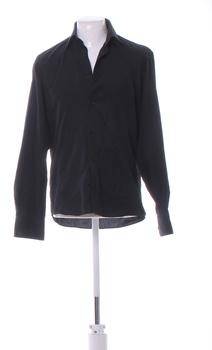 Pánská společenská košile Enzo černá