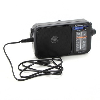 Přenosné rádio Panasonic RF-2400DEG-K