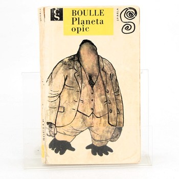 Pierre Boulle: Planeta opic