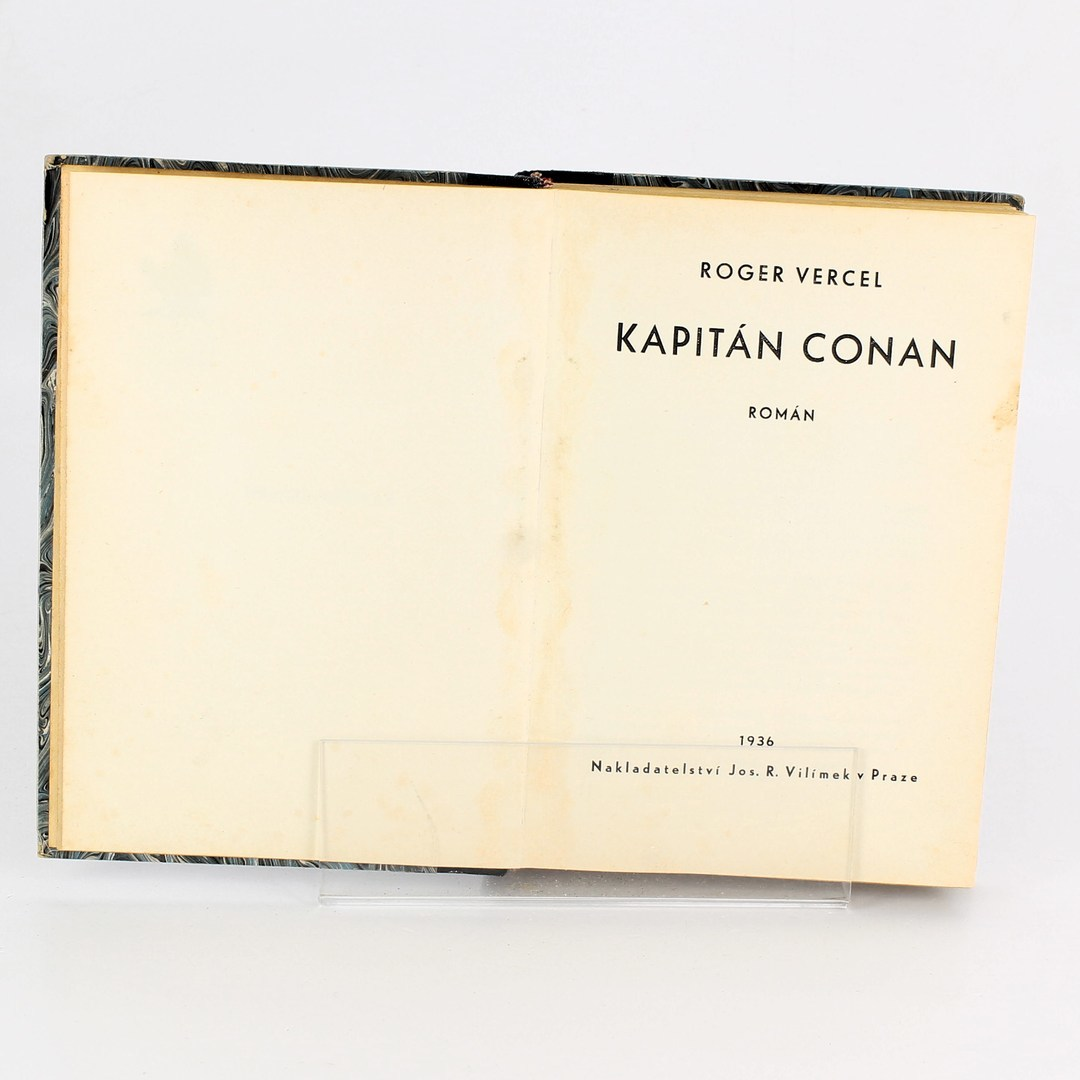 Roger Vercel: Kapitán Conan