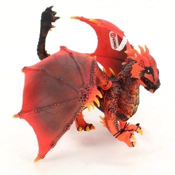 Sopečný drak Schleich 70138