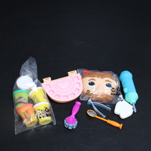 Modelína zubař Play Doh B5520EU50