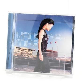 CD Subject to change Vanessa mae