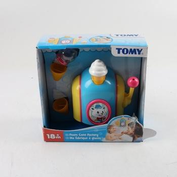 Výrobník pěnové zmrzliny Tomy - motiv medvěd