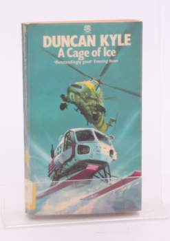 Kniha Duncan Kyle: A Cage of Ice
