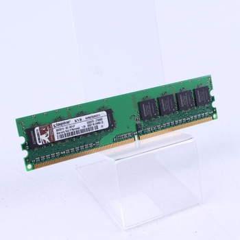 Operační paměť Kingston KVR667D2N5K2 512 MB