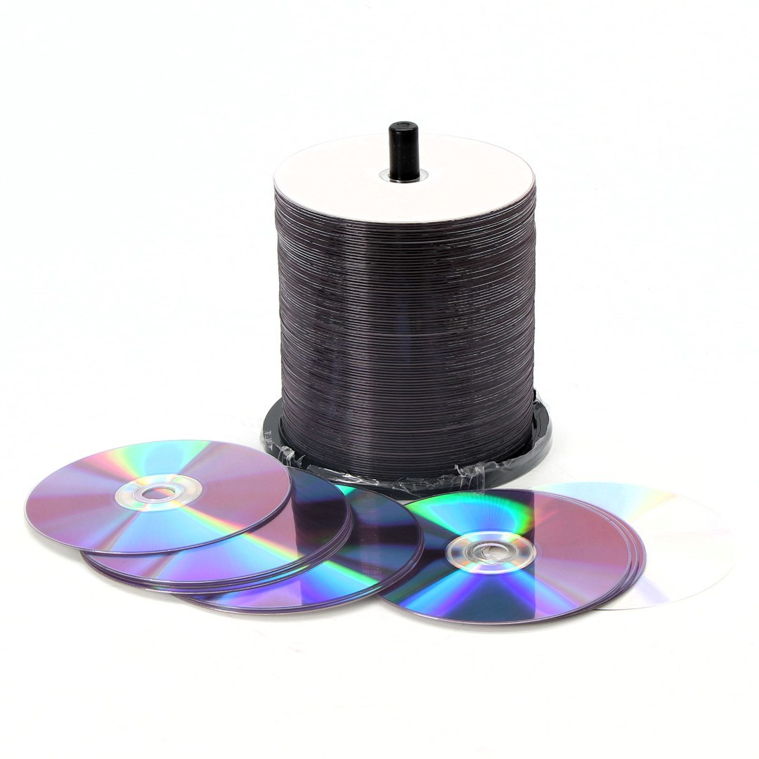 Balení DVD+R MediaRange MR414