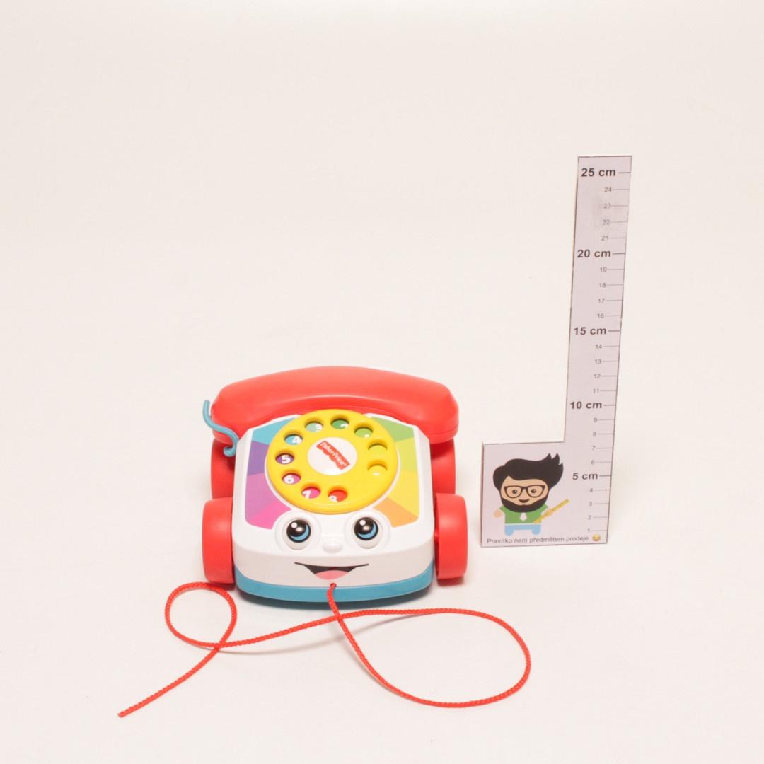 Hračka pro děti tahací telefon Fisher Price