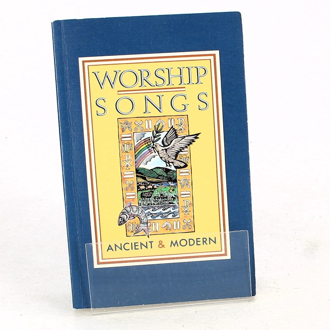 Kolektiv autorů: Worship songs