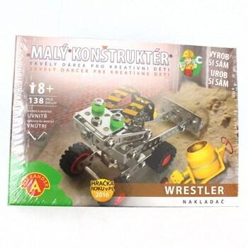 Malý konstruktér nakladač Wrestler