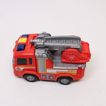 Hasičské auto Dickie Ladder Scania 78