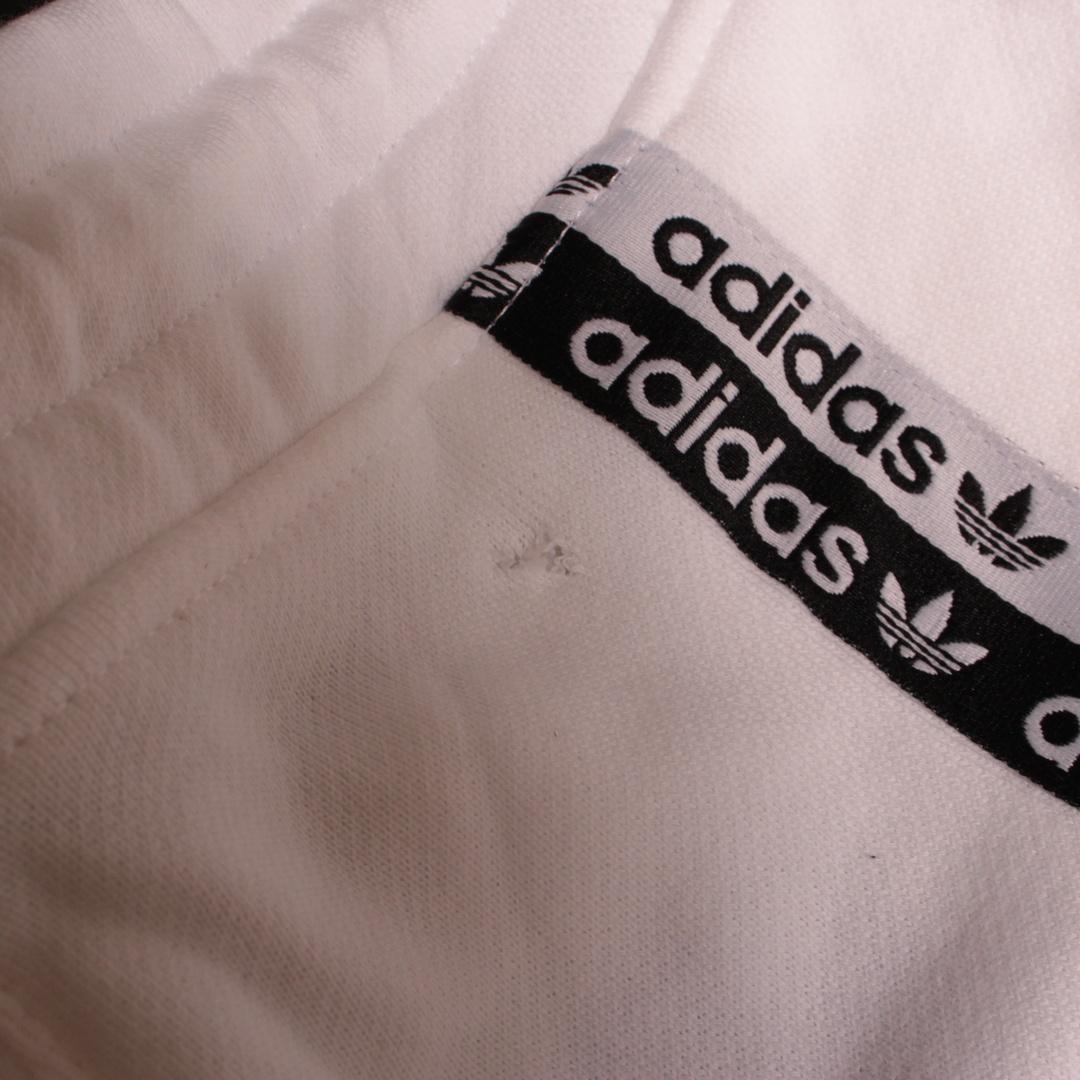 Dámské tepláky Adidas bílé