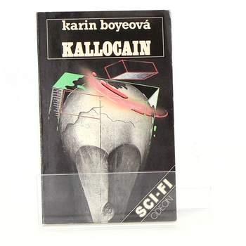 Kniha Karin Boyeová: Kallocain