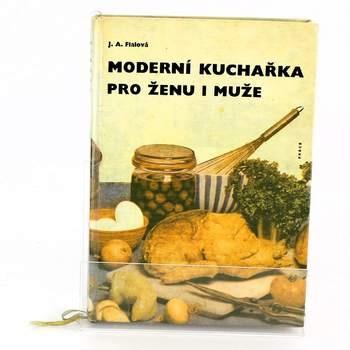 Kniha Moderní kuchařka pro ženu i muže