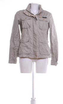 Dámská jarní či podzimní bunda Esprit béžová