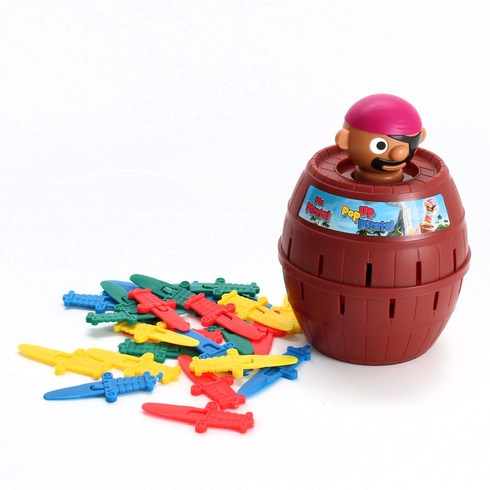 Hra pro děti Tomy Pop Up Pirate T7028